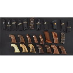Large Group of Ruger Pistol Grips