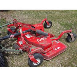 Flaman Farm King 555 3PTH, Mower
