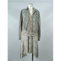 Beautiful Creatures Lena Duchannes (Alice Englert) Movie Costumes