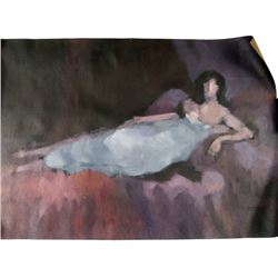 Mortdecai Goya Duchess Painting Movie Props