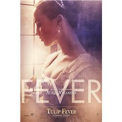 Tulip Fever Mystery Prize Movie Props