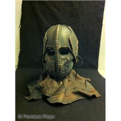 Immortals Heraklion Mask Movie Props