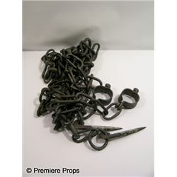 Immortals Chains and Stakes Movie Props