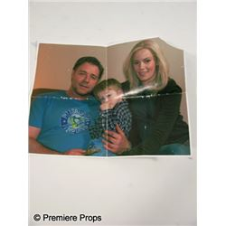 The Next Three Days John (Russell Crowe) Family Photo Movie Props