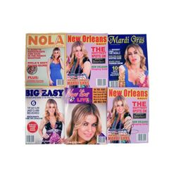 Mardi Gras: Spring Break Carmen Electra Magazines Movie Props