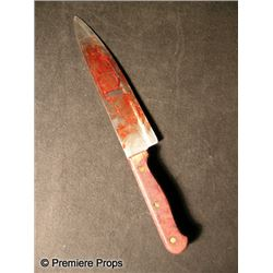 Piranha 3DD Josh (Jean-Luc Bilodeau) Hero Bloody Knife Movie Props