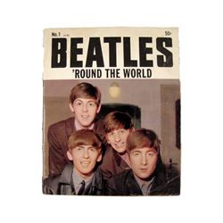Beatles Round The World #1 ACME News Co