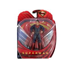 Man Of Steel Movie Masters Figure Movie Collectibles