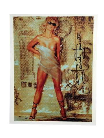 Farrah Fawcett Nude Signed Color 8x10 Photo From Playboy\'s All of Me ...