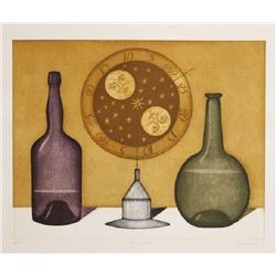 Tighe O'Donoghue, Tides - Suite 2, Aquatint Etching