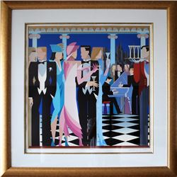 Giancarlo Impiglia, An Evening to Remember, Serigraph