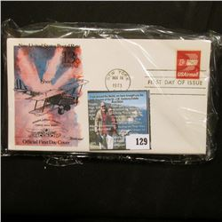 (25) Various First Day Covers dating 1973-2002.