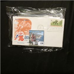 (25) Various First Day Covers dating 1973-2008.