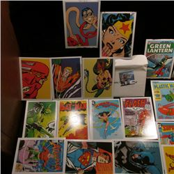 2006 Group of (20) DC Comics Official First Day Cover Set. All depicting Super Heros and Super Hero