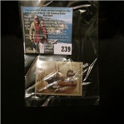 2010 RW77 U.S. Department of the Interior Migratory Bird Hunting $15.00 Stamp, original gum, unused,
