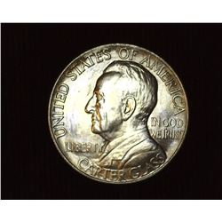1936 P Lynchburg, Sesquicentennial U.S. Commemorative Half Dollar, MS 66. Mintage 20,013 pieces.