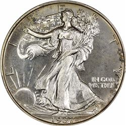 1937 50C. Proof-66+ PCGS. CAC.