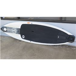 surfboard- Paddle Surf Hawaii SUP designed by Blane Chambers; Hull Rippers, designed for high perfor