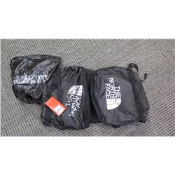 Qty 3 North Face Base Camp Duffel, TNF Black, XXLarge