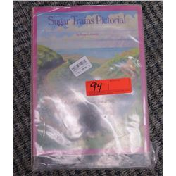 Book: Sugar Trains Pictorial by Jesse C. Conde (Purchased for $200)