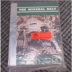book-Then Mineral Belt, 3 volumes by Digerness