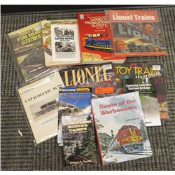 12 books collection: Route of the Warbonnets by Joe McMillan; Rocky Mountain Mining Camps, The Urban