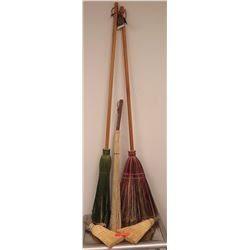 Misc. Artisan Brooms, Brushes (Broomcorn Johnny's, etc.)