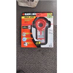 New Black & Decker Laser Lever / Stud Finder