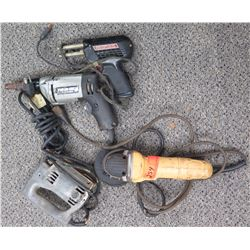 Misc. Power Tools: Orbital Sander, Soldering Gun, etc.