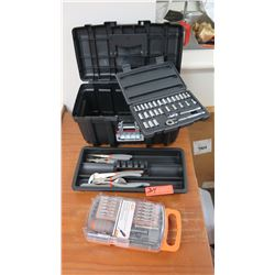 Tool Sets: Socket Set, Pliers, Cutters, Wrenches, Screwdriver Set