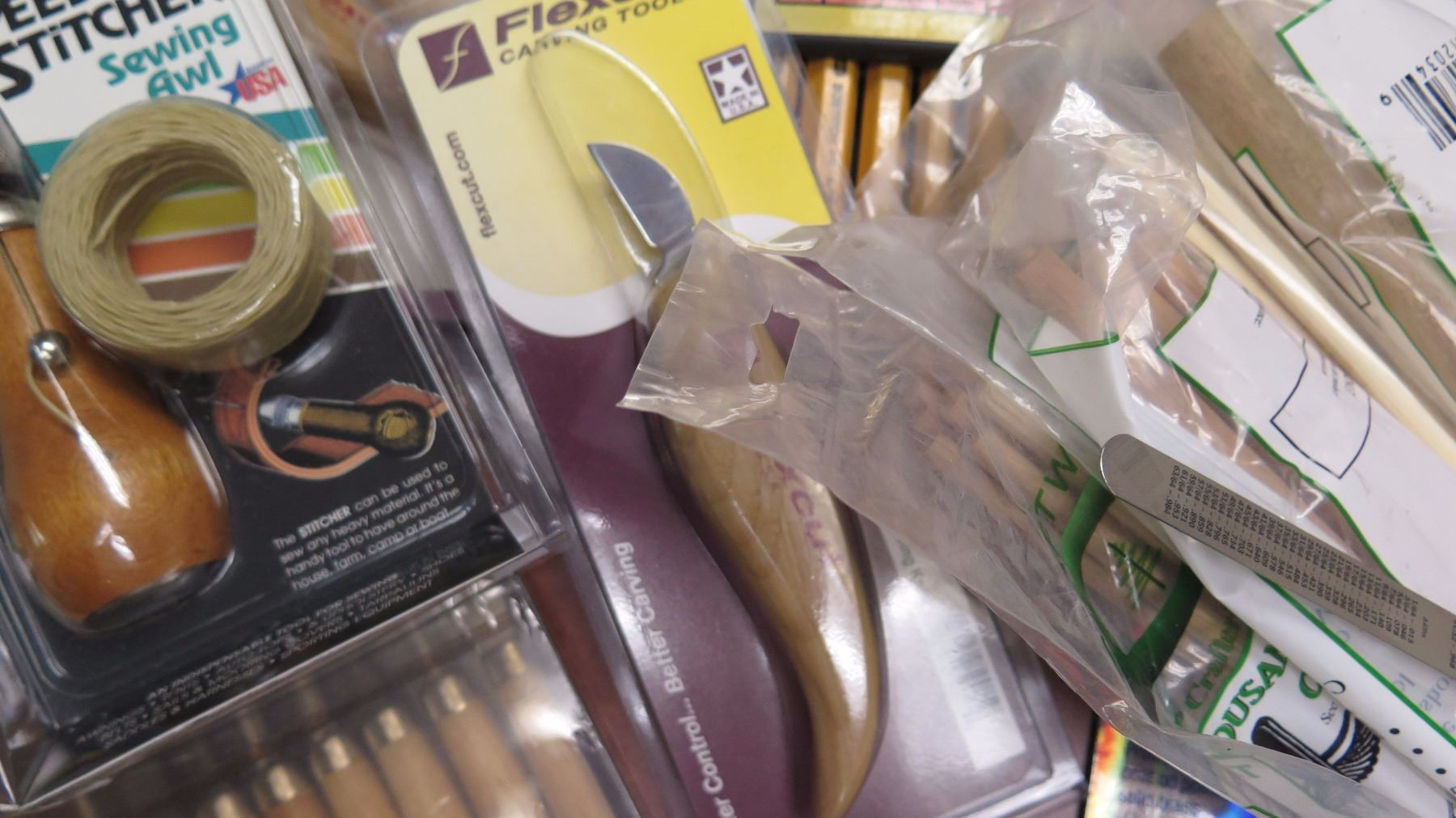 Woodworking Tools Supplies Approx 15pc
