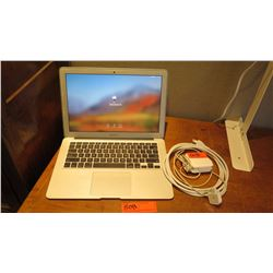 "MacBook Air 13"" 2 GHz i7 Processor, 500GB Hard Drive, 8GB RAM"