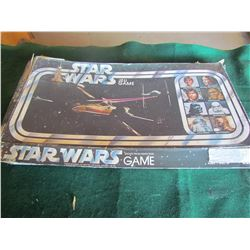 1977 Star Wars (Parker Brothers) board game