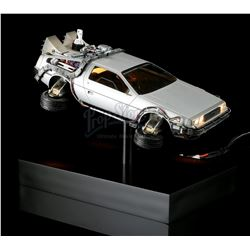 BACK TO THE FUTURE THE RIDE (1991) - DeLorean Time Machine Model Miniature