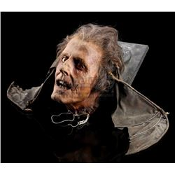 BRIDE OF REANIMATOR (1989) - Dr. Carl Hill's (David Gale) Winged Head Puppet