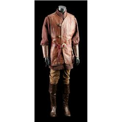 CHRONICLES OF NARNIA, THE: PRINCE CASPIAN (2008) - Peter's (William Moseley) Costume