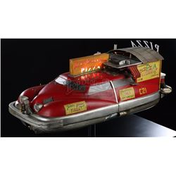FIFTH ELEMENT, THE (1997) - Model Miniature Pizza Delivery Car