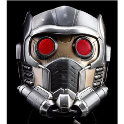 GUARDIANS OF THE GALAXY (2014) - Peter 'Star-Lord' Quill's (Chris Pratt) Hero Helmet