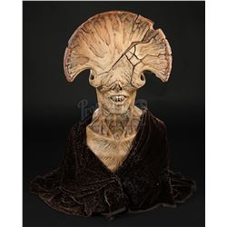 HELLBOY II: THE GOLDEN ARMY (2008) - Angel of Death (Doug Jones) Lighting Stand-In Bust