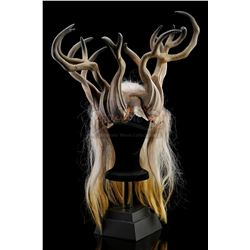 HELLBOY II: THE GOLDEN ARMY (2008) - King Balor's (Roy Dotrice) Antler Headpiece
