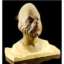 HOW THE GRINCH STOLE CHRISTMAS (2000) - The Grinch Make-Up Test Bust