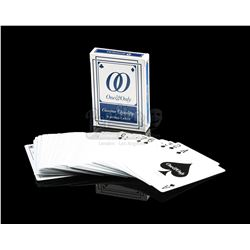 JAMES BOND: CASINO ROYALE (2006) - OneandOnly Club Playing Cards
