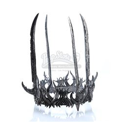 LORD OF THE RINGS: THE FELLOWSHIP OF THE RING (2001) - Witch-king of Angmar's Crown