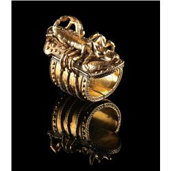 MUMMY RETURNS, THE (2001) - The Scorpion King's (Dwayne Johnson) Scorpion Bracelet