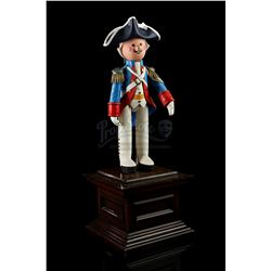 MUPPET VISION 3D (1991) - Jim Henson Revolutionary War Patriot Puppet