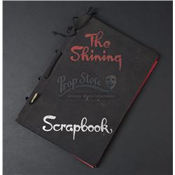 SHINING, THE (1980) - Behind-The-Scenes Photograph Scrapbook with Copyright