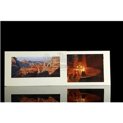STAR TREK III: THE SEARCH FOR SPOCK (1984) - Chris Evans Hand-Painted Matte Concept Paintings – Vulc