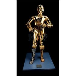 STAR WARS: A NEW HOPE (1977) - Don Post Studios C-3PO Statue Display