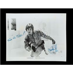 STAR WARS: THE EMPIRE STRIKES BACK (1980) - Mark Hamill Autographed Photograph