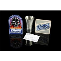 STAR WARS: THE EMPIRE STRIKES BACK (1980) - Crew Gift Cup and Ephemera